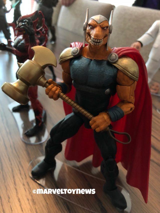 "Hasbro Marvel Legends 2019 Beta Ray Bill 6"" Figure NYCC"