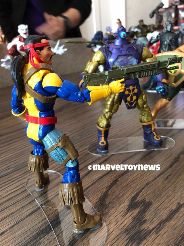 "X-Men Legends Forge 6"" Figure New York Comic Con 2018"