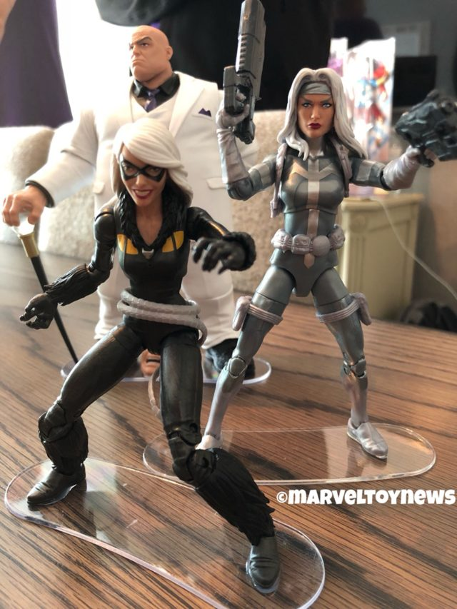 2019 Marvel Legends Black Cat Figure