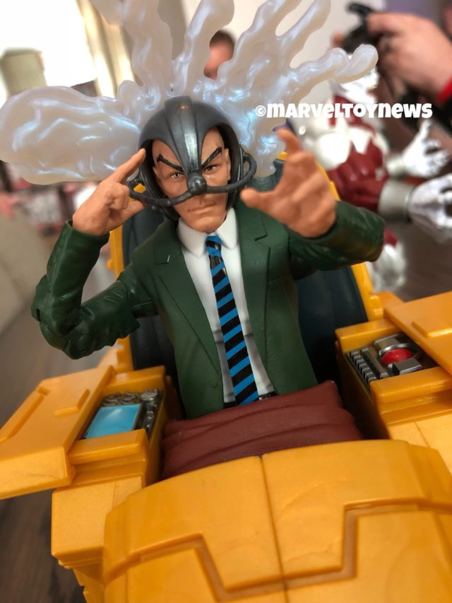 Marvel Legends Rider Professor X with Hoverchair and Psychic Energy Effects Piece