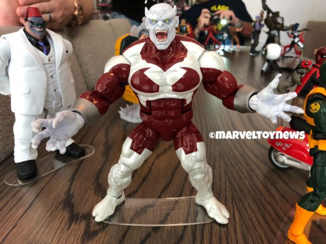 2018 New York Comic Con Caliban Build-A-Figure Revealed