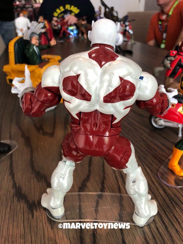 NYCC 2018 Hasbro X-Men Legends Caliban BAF Back