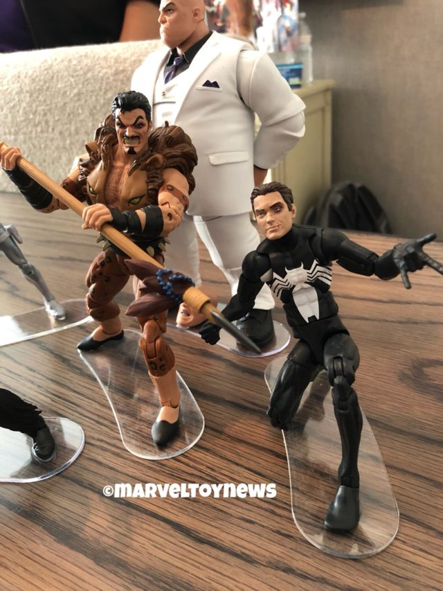 NYCC 2018 Marvel Legends Kraven's Last Hunt Two-Pack