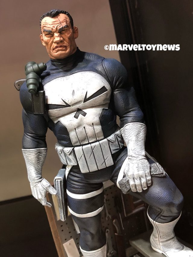 Marvel Gallery Comic Punisher PVC Statue