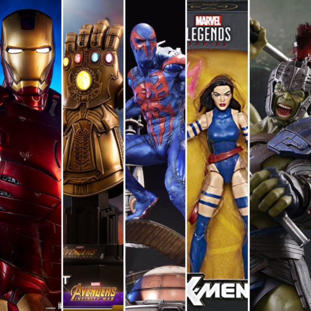 Black Friday 2018 Marvel Statues and Figures Sales