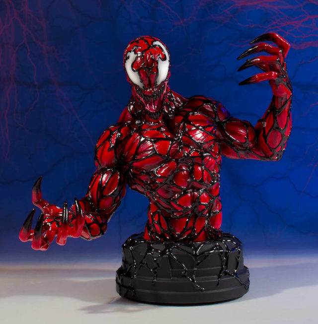 Gentle Giant Ltd Carnage Bust 2019