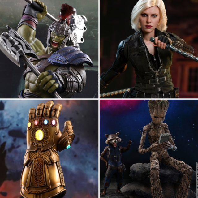 Hot Toys Black Friday 2018 Sales