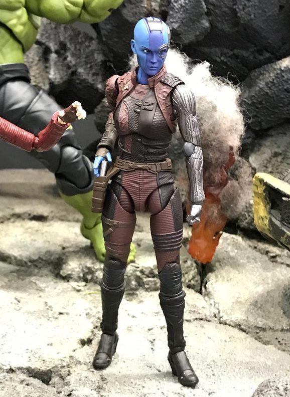 SH Figuart Nebula Figure from Avengers Infinity War Tokyo Comic Con 2018