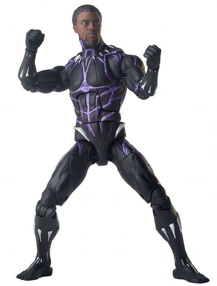 Complete In Hand! BAF Marvel Legends Black Panther Wave 2 M'Baku