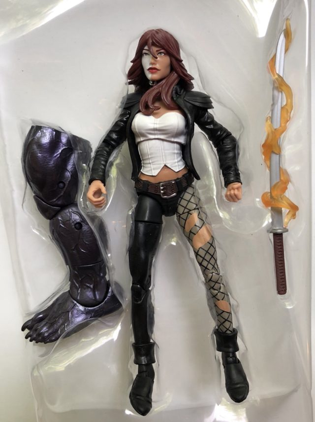 Hasbro Typhoid Mary Marvel Legends Figure