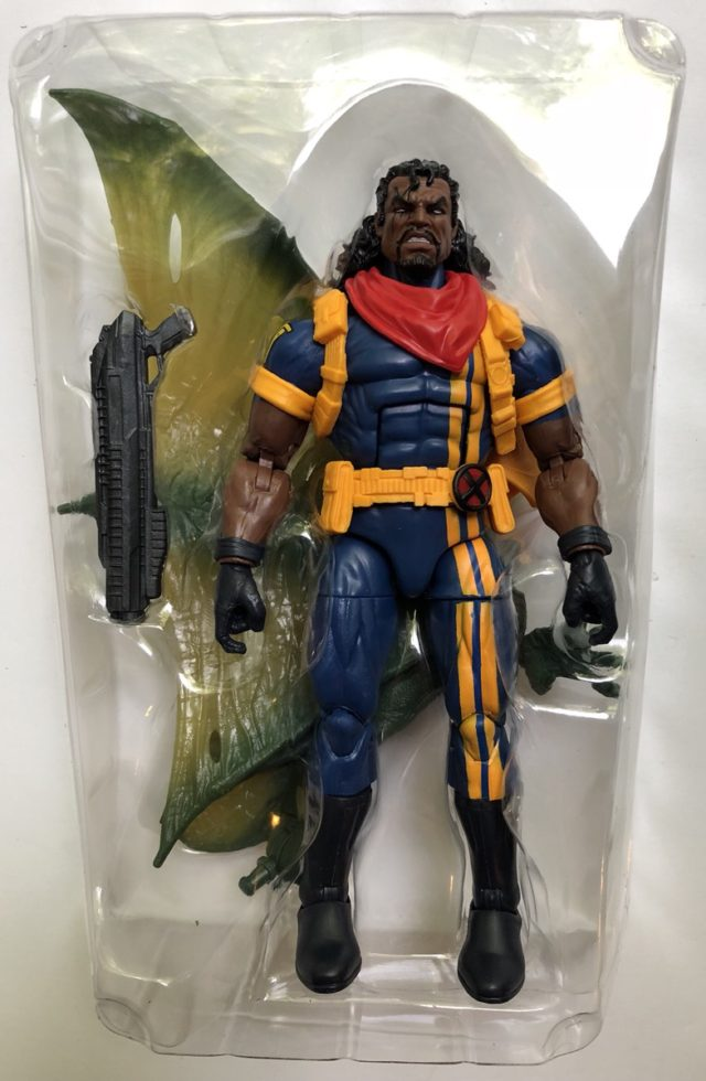 Bishop Marvel Legends Figure and Accessories