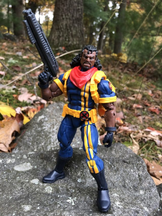 Marvel Legends Bishop Review 2018 Hasbro