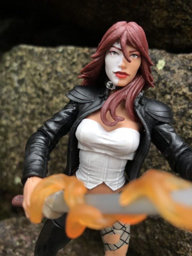 Typhoid Mary Hasbro Marvel Legends Action Figure Review