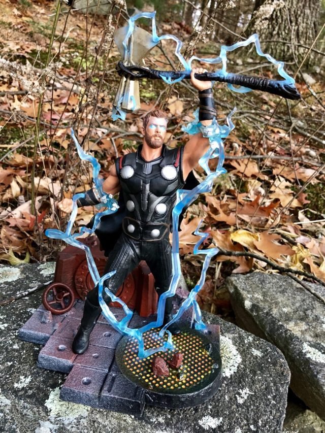 Diamond Select Marvel Gallery Thor Infinity War Statue Review