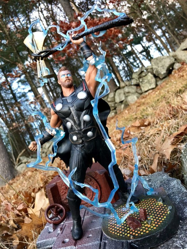 Marvel Gallery Infinity War Thor Review