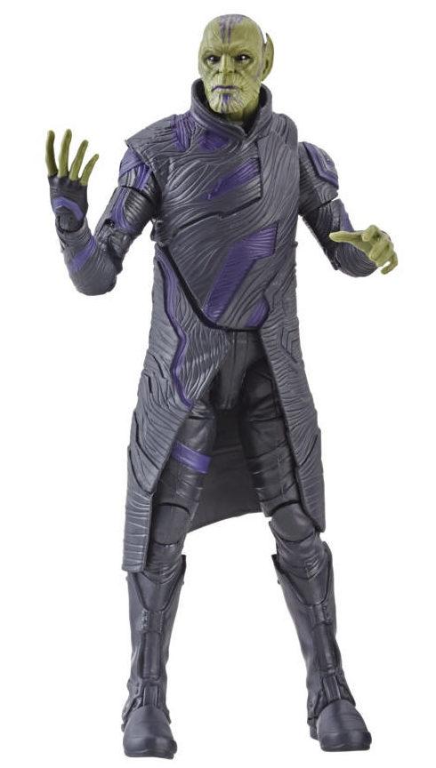 Captain Marvel Legends Talos Skull Figure