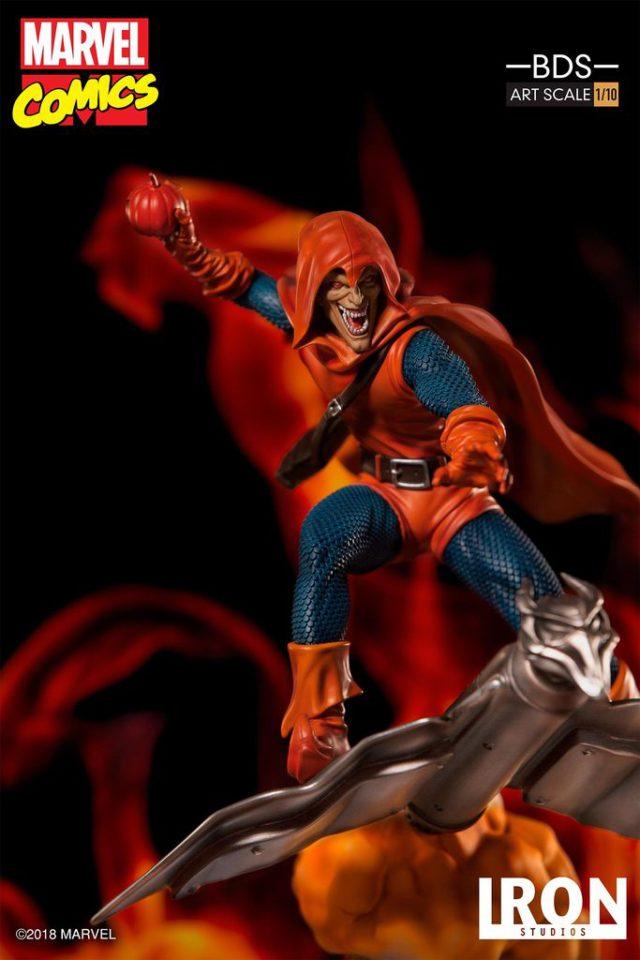Iron Studios Battle Diorama Series Hobgoblin Statue
