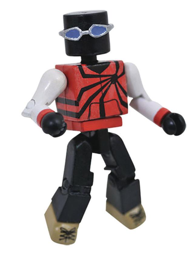 Marvel Minimates Miles Morales Original Costume Figure