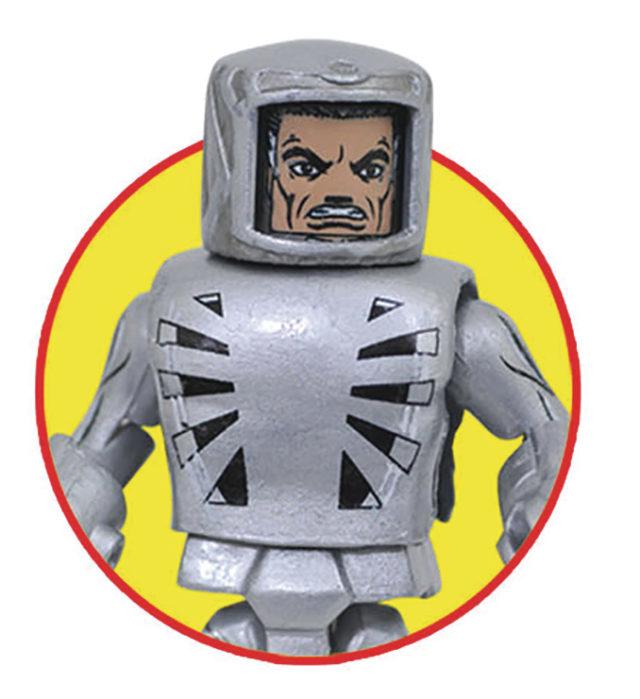 Marvel Minimates Spider-Slayer Build-A-Figure Wave 77 J Jonah Jameson