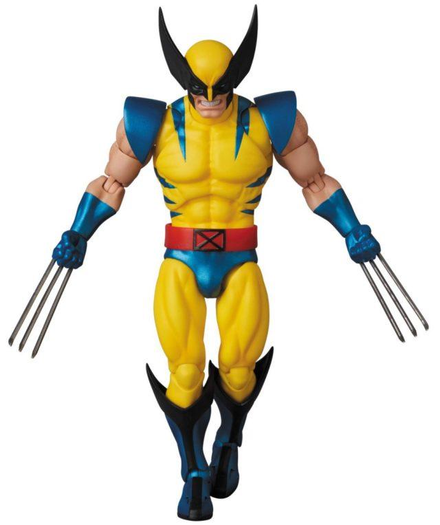 Wolverine Medicom MAFEX Action Figure