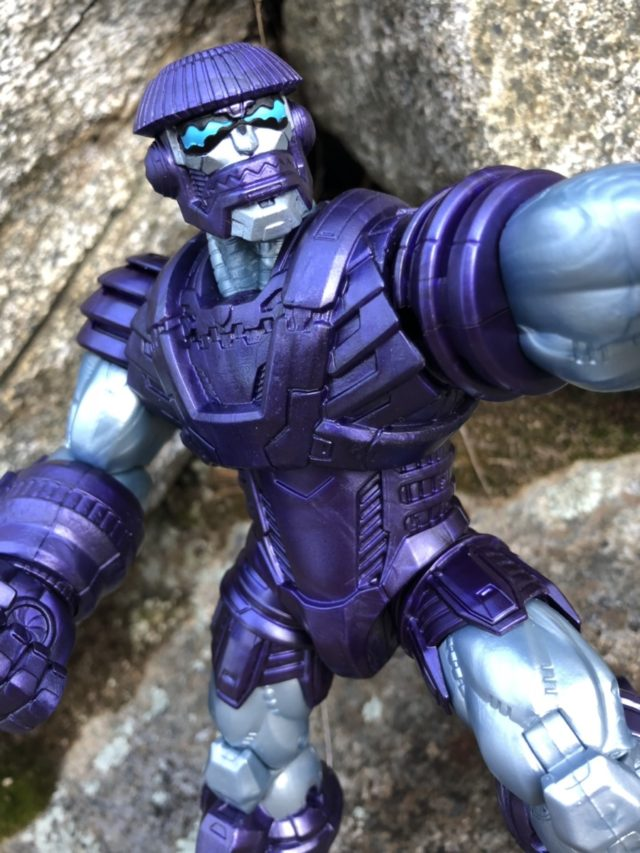 2019 Marvel Legends Kree Sentry Figure Review Close-Up
