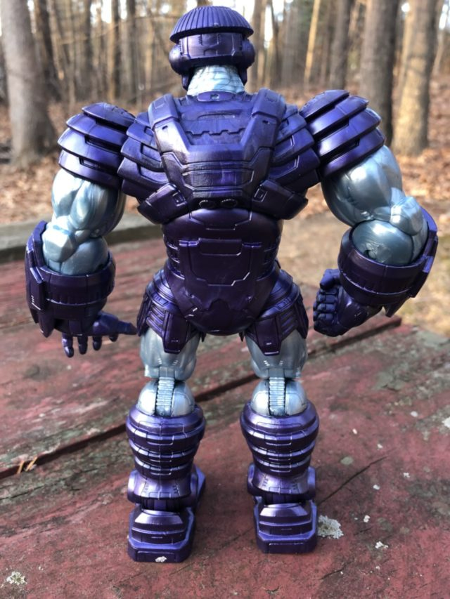 Back of Kree Sentry Marvel Legends BAF 2019