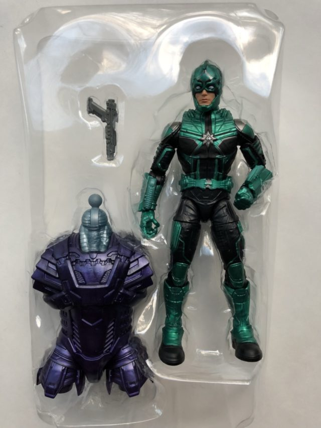 Star Force Commander Marvel Legends Yon Rogg Action Figure