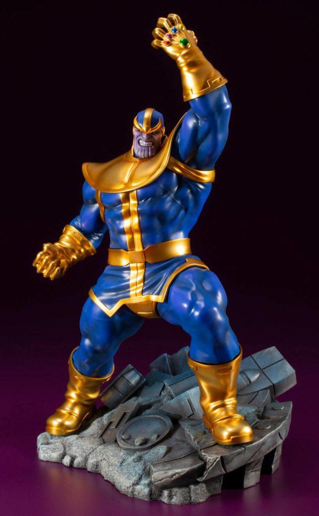 Avengers ARTFX+ Statue Thanos Kotobukiya 2019