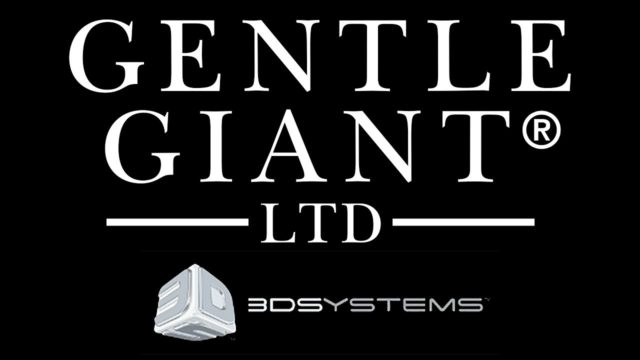 Gentle Giant 3D Systems Logo