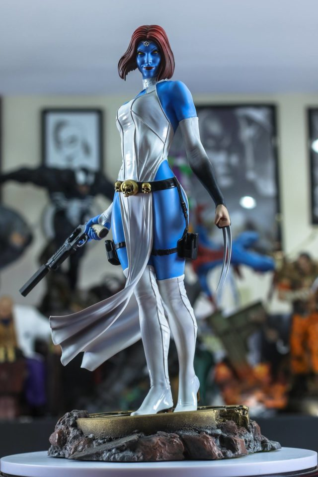 Sideshow Collectibles Exclusive Mystique Premium Format Figure Statue