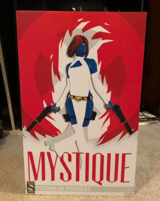 Sideshow Premium Format Mystique Figure 2019