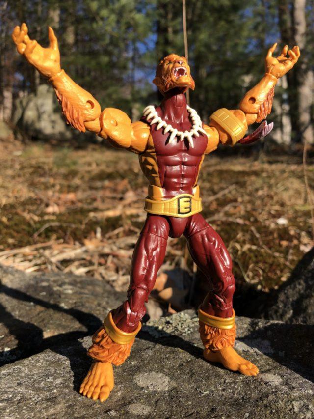 "Hasbro Puma 6"" Figure 2019 Kingpin Marvel Legends Series"