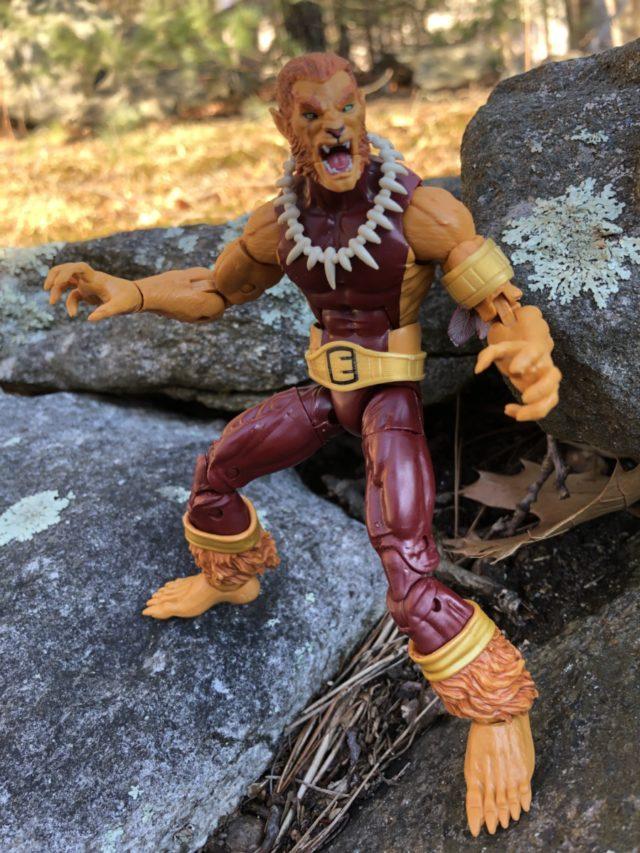 Hasbro Marvel Legends Puma Spider-Man Kingpin Series Figure