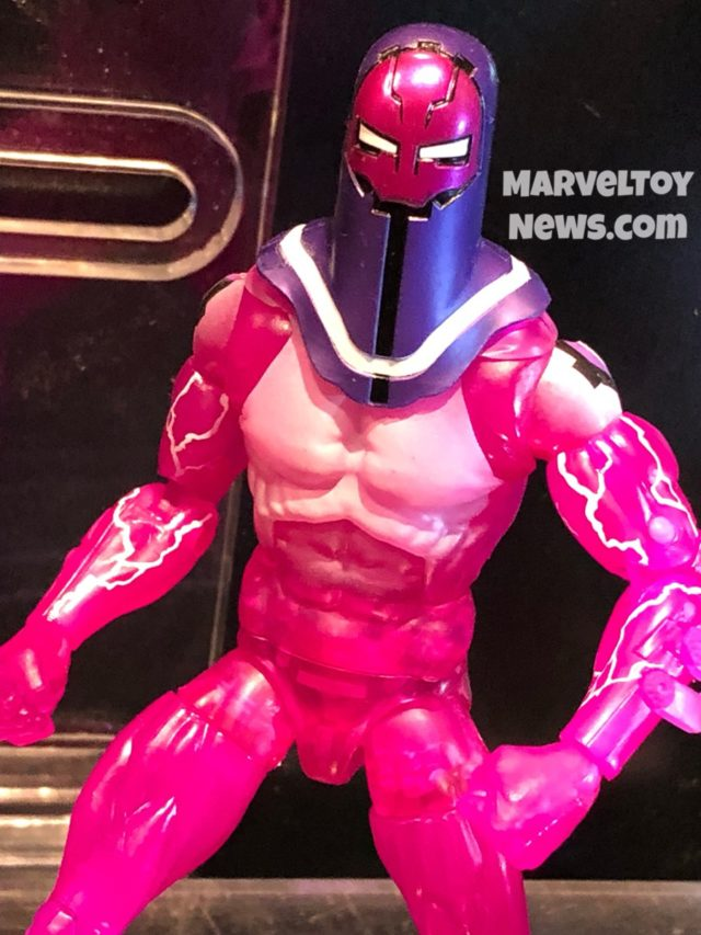 NY Toy Fair 2019 Marvel Legends Living Laser Figure