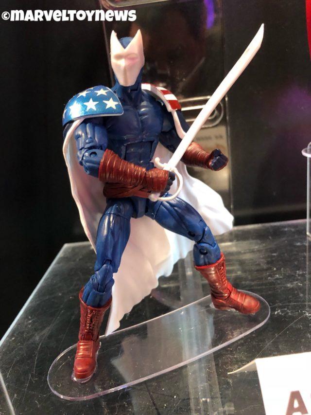 Toy Fair 2019 Marvel Legends Citizen V Figure