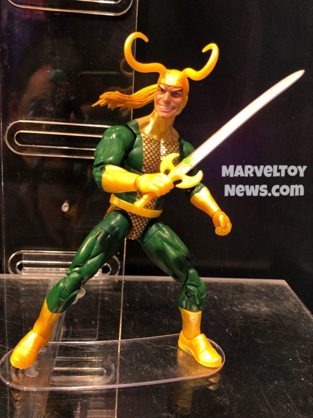 Marvel Legends 2019 Avengers Loki Figure Six Inch