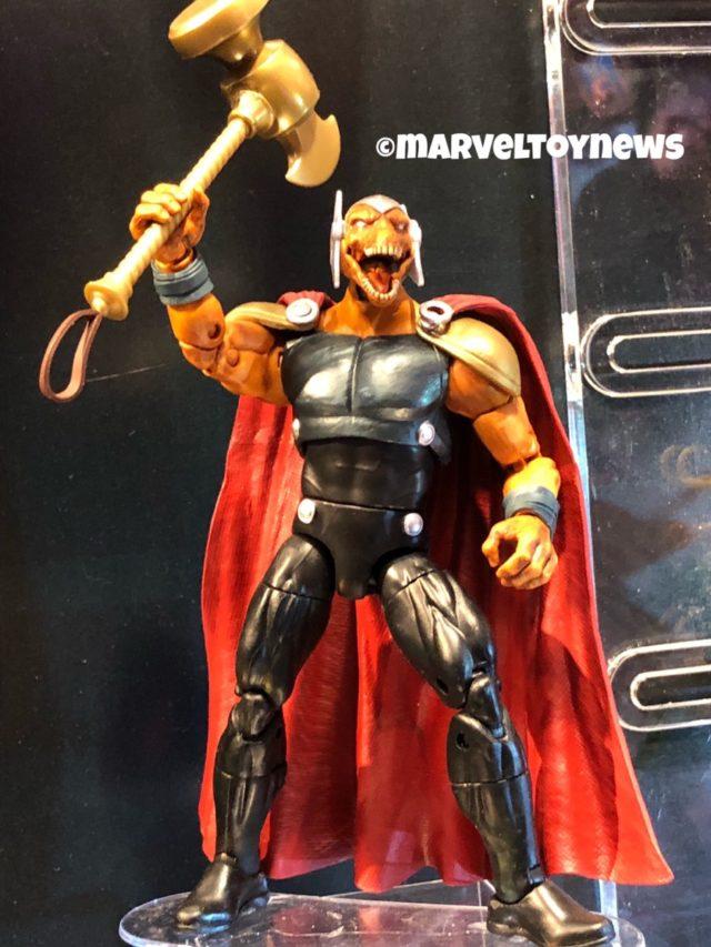 Hasbro Toy Fair 2019 Beta Ray Bill Marvel Legends Figure