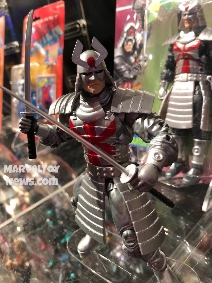 Marvel Legends Hasbro Retro 80 Years X-Men Figurine Silver Samurai