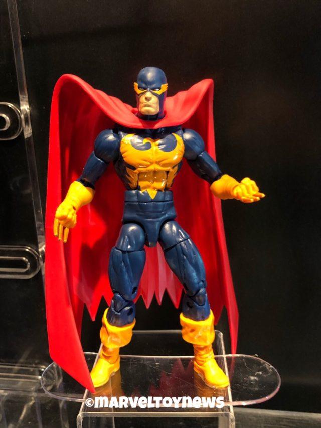 2019 New York Toy Fair Hasbro Marvel Legends Figures Nighthawk