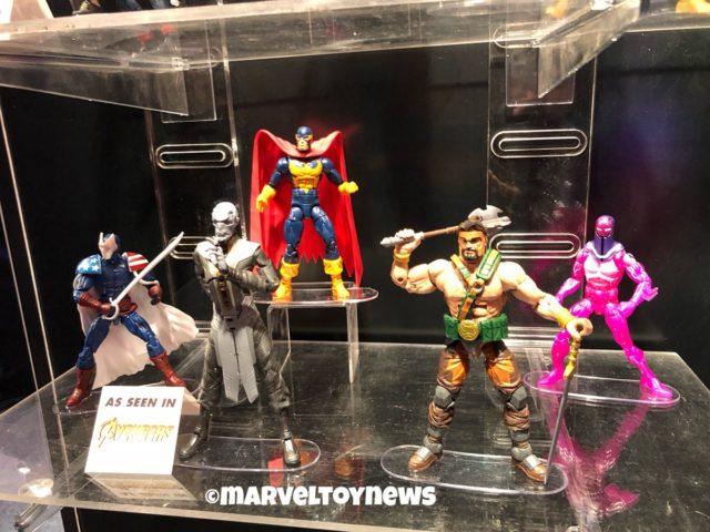 Marvel Legends Avengers Endgame Series 1 Figures Toy Fair 2019
