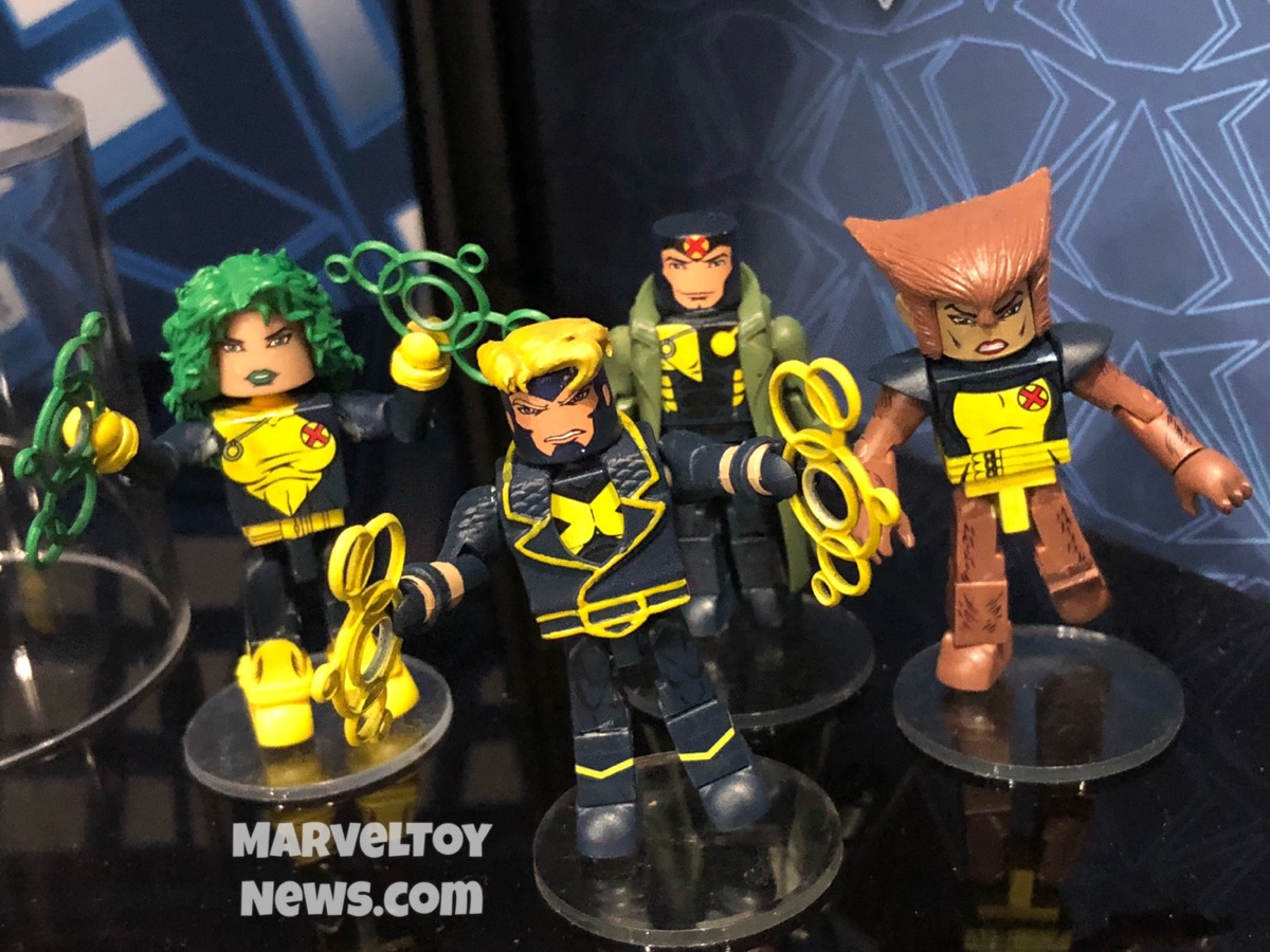 Marvel Minimates Series 78 X-Factor Beast