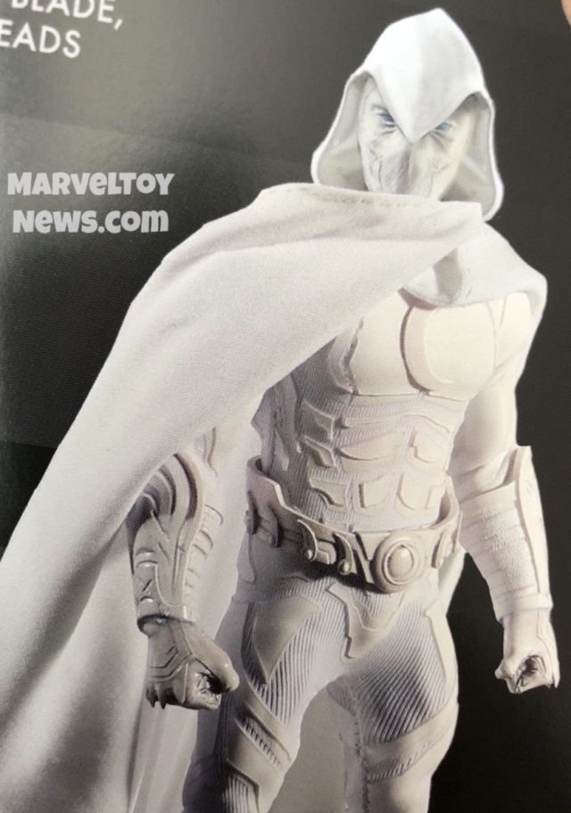 ONE 12 Collective Moon Knight Figure at NY Toy Fair 2019