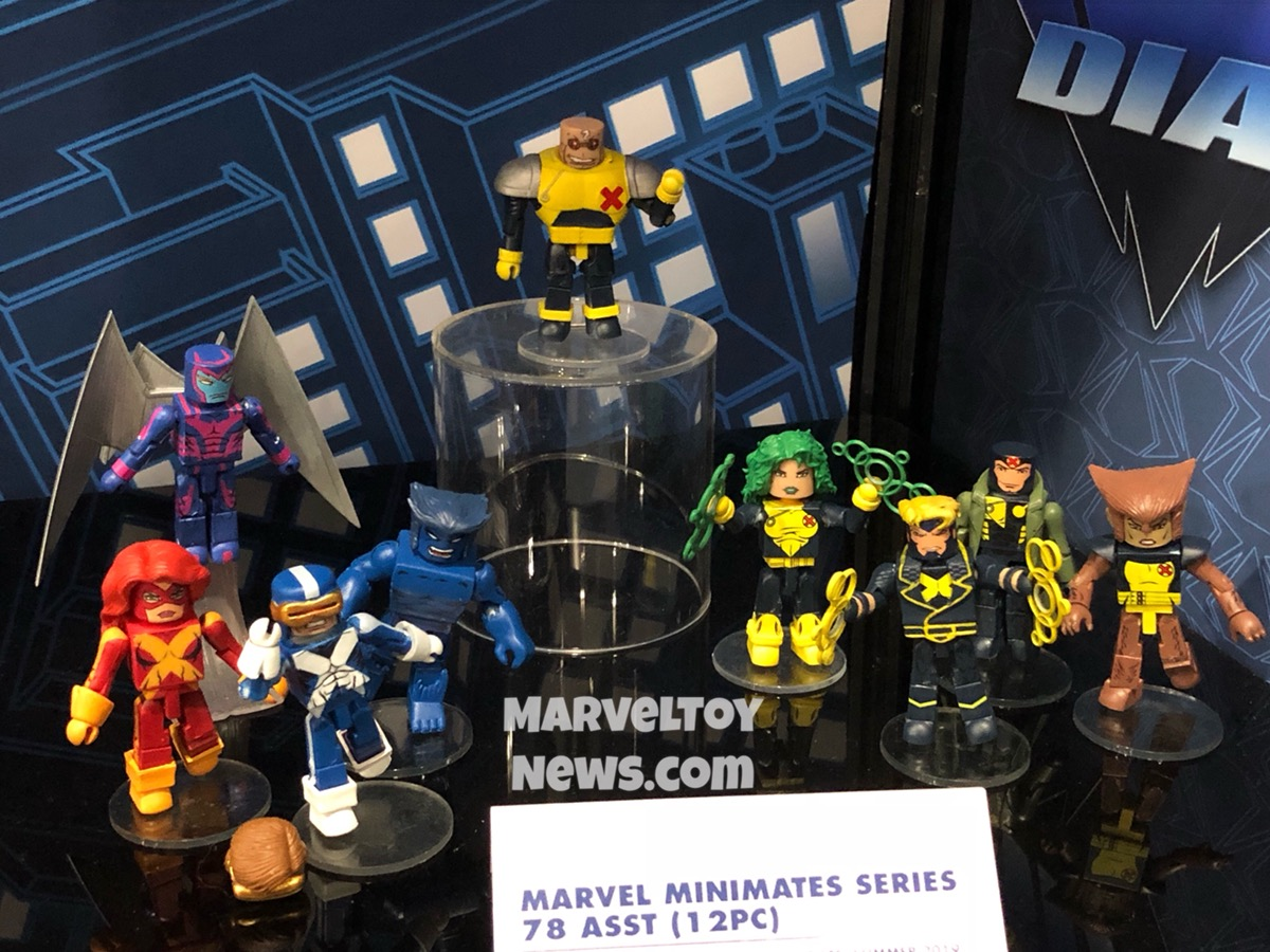 Marvel Minimates X-Factor Jean Grey