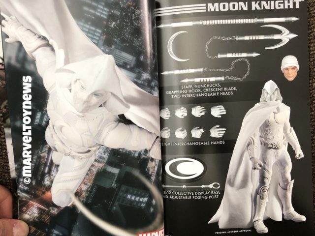 Catalog Photo of Mezco ONE:12 Collective Moon Knight
