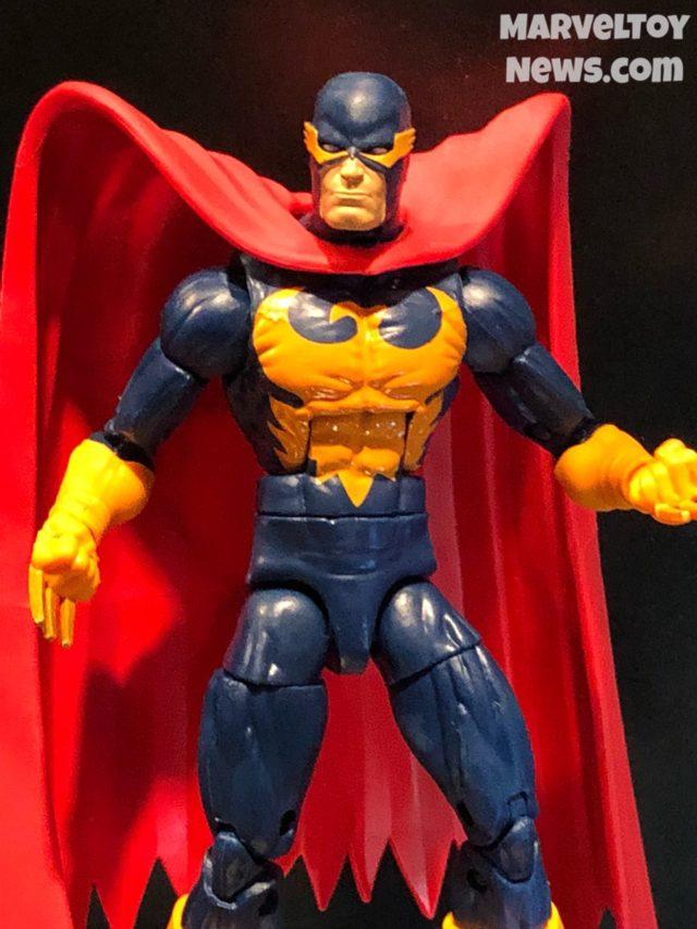 Nighthawk Marvel Legends 2019 Figure at NY Toy Fair