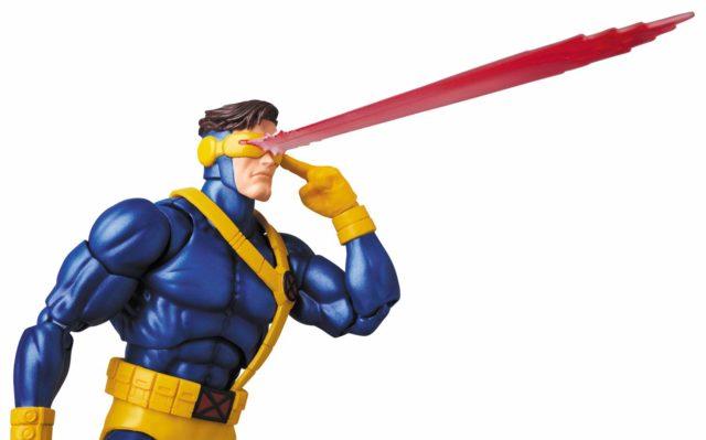 Cyclops MAFEX Figure Shooting Optic Blast Effects Piece