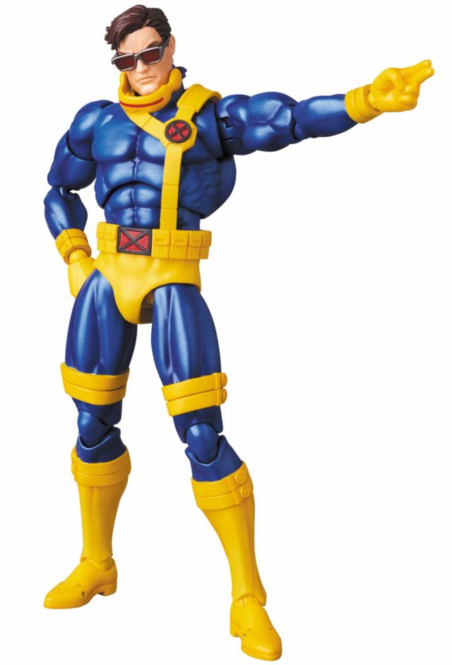 MAFEX Cyclops with Ruby Quartz Sunglasses Pointing