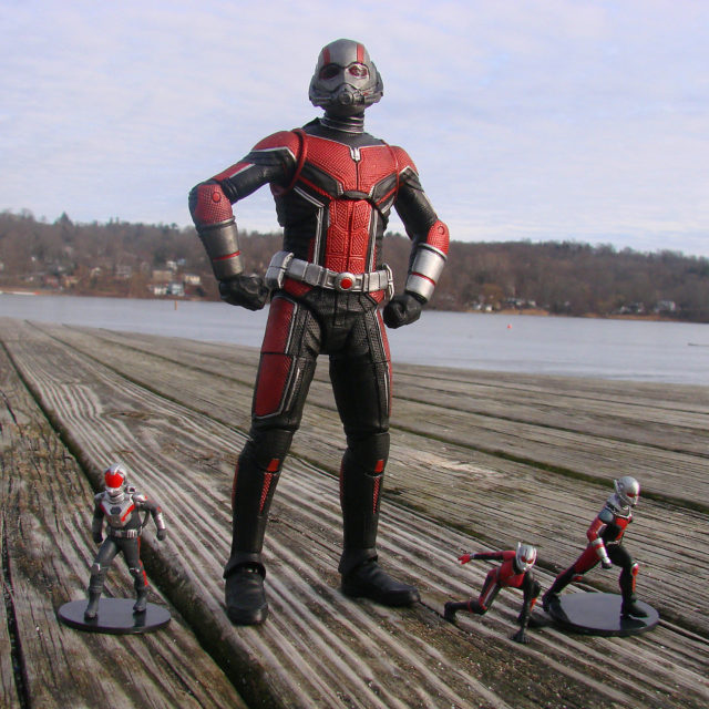 Marvel Select Ant-Man and the Wasp Figure and Accessories