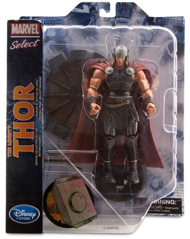 Marvel Select Modern Thor Figure Packaged