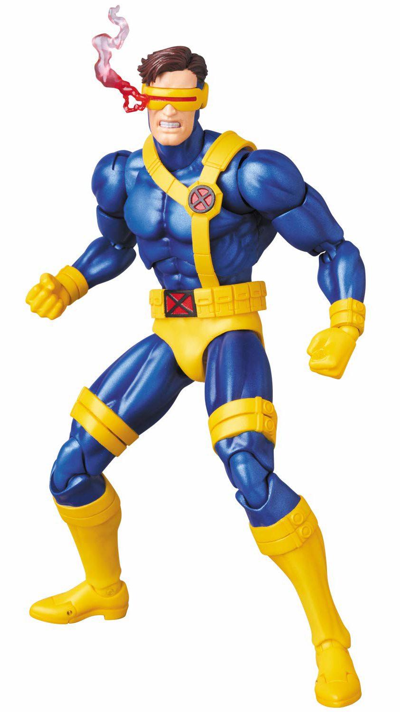 X Men Cyclops Visor Toy Cyclops MAFEX Figure O...